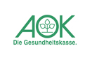 Logo AOK - Referenz von Ahnert Consulting & Training, Berlin/Brandenburg