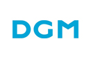 Logo DGM - Referenz von Ahnert Consulting & Training, Berlin/Brandenburg