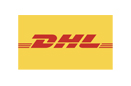 Logo DHL - Referenz von Ahnert Consulting & Training, Berlin/Brandenburg