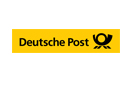 Logo Deutsche Post - Referenz von Ahnert Consulting & Training, Berlin/Brandenburg