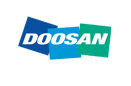 Logo Doosan - Referenz von Ahnert Consulting & Training, Berlin/Brandenburg
