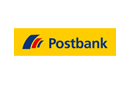 Logo Postbank - Referenz von Ahnert Consulting & Training, Berlin/Brandenburg