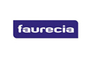 Logo faurecia - Referenz von Ahnert Consulting & Training, Berlin/Brandenburg